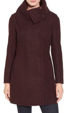 Cole Haan Signature Oversize Collar Coat available at #Nordstrom