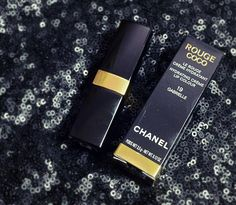 Chanel Rouge Coco Lipstick in Gabrielle - Queen Of All You See Chanel Lipstick, Red Lipsticks, Swatch, Skincare, About Me Blog, Make Up, Queen, Beauty, Red