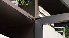 Air, the concealed hinge by Salice