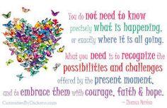 """Bildresultat för """"Hope Courage Faith"""""""