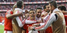 Benfica Campeón de Liga 2014