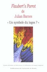"Un symbole du logos ?""  / Julian Barnes, 2002 http://bu.univ-angers.fr/rechercher/description?notice=000602448"