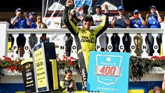 Matt (2nd) wins Pocono, Windows 10 400  --  2015 NASCAR Sprint Cup Series winners | NASCAR.com