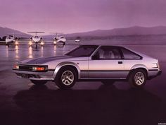 Toyota Celica Supra 2.8i Europe A60 1984
