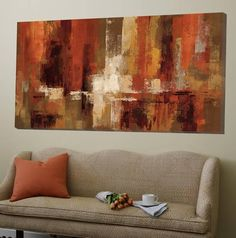 Loft Art: Castanets by Silvia Vassileva : Abstract Canvas, Canvas Art, Framed Artwork, Wall Art, Acrylic Art, Painting Inspiration, Find Art, Modern Art, Art Projects
