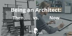 These are just some of the changes that have taken place in recent decades in the world of architecture.