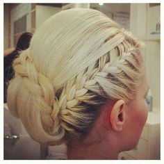 Blonde braid ♥blonde hair♥
