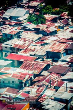 Rooftops by Raul Sanchez