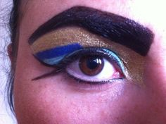 Egyptisk makeup