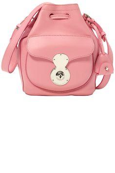 Ralph Lauren Pink Pony bag, ralphlauren.com/pinkpony.   - HarpersBAZAAR.com