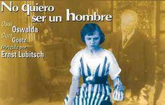 No Quiero ser un Hombre (1918) MUDA VOSE