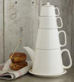 Ceramic Tea Tower