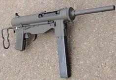 US WWII Grease Gun.
