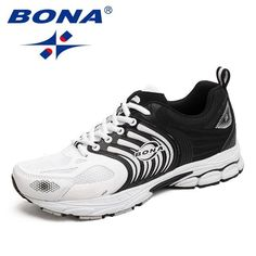 $43.30 | BONA New Classics Style Men Running Shoes Lace Up Mesh Sport Shoes Outdoor Walking Jooging Sneakers Comfortable Athletice Shoes Outfit Accessories FromTouchy Style | Free International Shipping. Best Casual Shoes, Casual Leather Shoes, White Casual Shoes, Comfortable Dress Shoes For Women, Lacing Shoes For Running, Style Men, Summer Shoes, Slip On Shoes, Mesh