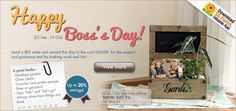 Boss Day - This post contains some of the best collection of the Happy Boss Day Messages 2014, Greetings, Images, Quotes. Wish you all happy boss day.
