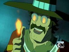 El Fantasma de Nitro Wisinski es el Sheriff Stone disfrazado para asustar al Fantasma de la... Bucky, Scooby Doo Mystery Incorporated, Sheriff, Fictional Characters, Art, Art Background, Kunst, Performing Arts, Fantasy Characters