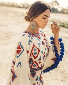 Sunday's Look : Back to Boho Style