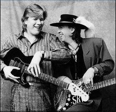 Jeff Healey & Stevie Ray Vaughan