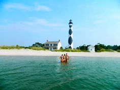Cape Lookout National Seashore Great Island Cabins