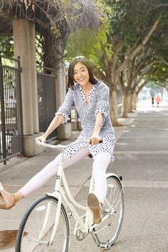Hit the road in style with Old Navy White Rockstar Denim and layers.