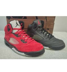 Size 10.5 Nike Air Jordan 5 Retro DMP \