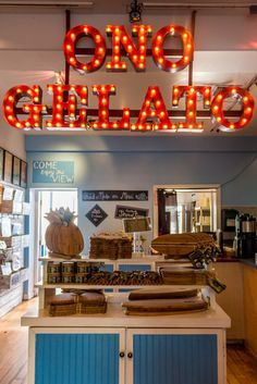 Ono Gelato, just one stop during a perfect day trip to Lahaina, Maui.