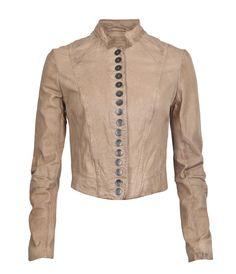 Allsaints Lelex Jacket in Beige (tortora)