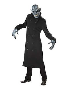 Night Fiend  AniMotion Mask scary creepy costume