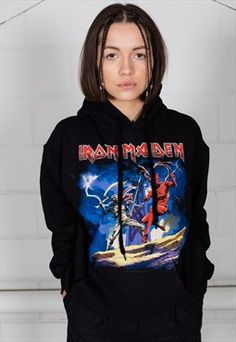 Iron Maiden Legacy Beast Fight Unisex Hoodie