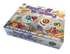 Eyeball Boxing card game giveaway (4/25/2017) {WW w/ some... IFTTT reddit giveaways freebies contests