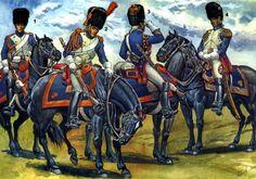 "Studio ""Siberia"" forum --- Forum: Napoleonic wars / Наполеоновские войны --- Thread: Horse grenadiers of the French army"