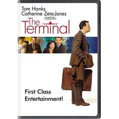 The Terminal: Tom Hanks, Catherine Zeta-Jones