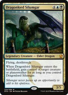 Mtg- dragons of Tarkir