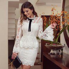 {Lace } Vestido @nini__store ❤️