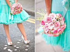 bloved-uk-wedding-blog-styled-product-shoot-for-propose-pr-pink-aqua (20) Wedding 2015, Blue Wedding, Luxury Wedding, Wedding Blog, Wedding Colors, Wedding Ideas, Cinderella Party, Tiffany Blue, Color Combos