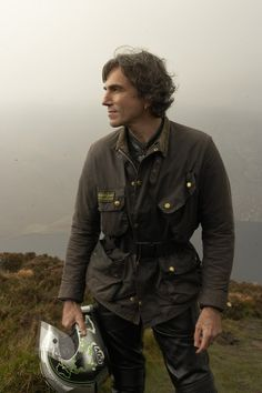 Daniel Day Lewis - Here he is very gypsy like. The man is a chameleon.