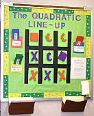 TOPIC:  Solving Quadratic  Equations