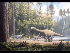 Eras Geológicas: Era Mesozoica