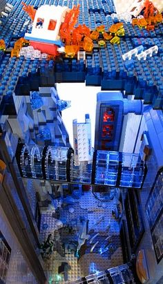 Oh god more! Bioshock Rapture, Bioshock Art, Bioshock Series, Lego Factory, Lego Batman, Cool Lego, Great Words, Lego Creations, Best Games