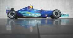 2001 - the SAUBER PETRONAS C20  Latest news: www.sauberf1team.com Videos: www.youtube.com/sauberf1team
