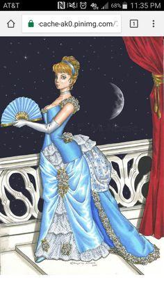 Victorian Cinderella