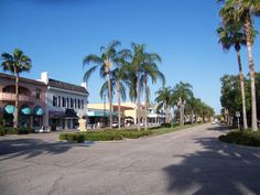 Downtown Venice Florida  - http://www.venicemainstreet.com