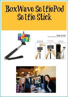 Welcome to the BoxWave SelfiePod Selfie Stick Giveaway Hosted By: Simply Sherryl Sponsored By: BoxWave Enter to win one of two prize packages from BoxWave. Each winner will receive aSelfiePod and ...