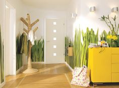 желтый интерьер, желтый цвет в интерьере, ремонт квартир, дизайн-проект, ремонт москва