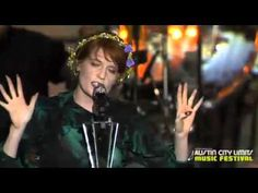 Florence + The Machine - Heartlines. The best live performance of this song ever.