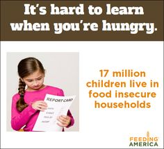 Find out how you can help us fight child hunger #fighthunger #feedingamerica #novusclinic