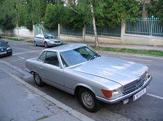 Mercedes-Benz SL 350 1972, 181 617 km, kr 90 000,- -