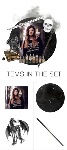 """""""Harry Potter: Dark Army RPG Audition"""" by undertalekitten ❤ liked on Polyvore featuring art"""