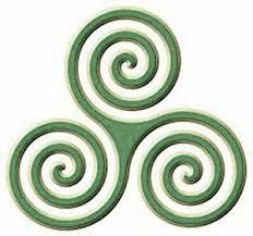 celtic symbols for strength and perseverance Maori Symbols, Irish Symbols, Viking Symbols, Egyptian Symbols, Ancient Symbols, Viking Runes, Spiral Tattoos, Circle Tattoos, Celtic Tattoos