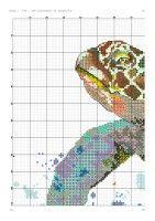 Cross Stitching, Cross Stitch Patterns, Dinosaur Stuffed Animal, Embroidery, Perler Beads, Crafts, Florida, Fish, Sea